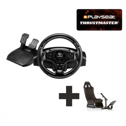 Thrustmaster Racing Wheel T80 DriveClub Ready to Race bundle