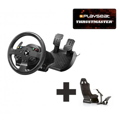 Thrustmaster TMX Force Feedback for Xbox One + PC Ready to Race bundle