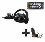 Logitech G920 Ready to Race paquete
