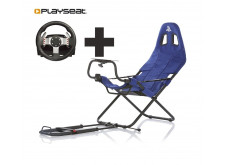 Playseat® Challenge PlayStation Ready to Race bundle