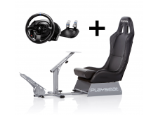 Playseat® Evolution Negro + Thrustmaster T300RS (EU ONLY)