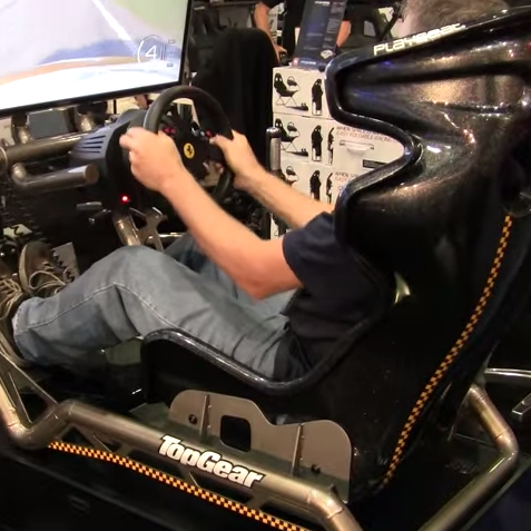 Inside Sim Racing