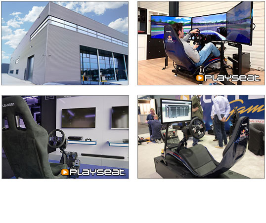 Playseatstore headquaters